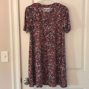 BCBGeneration Ditsy Floral Mini Dress